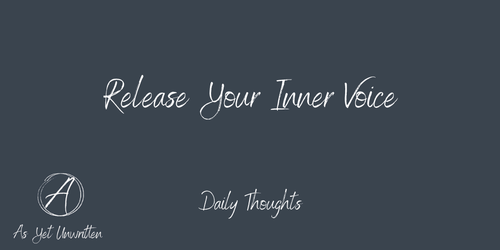 Release Your Inner Voice